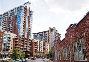 Condo Developments in the Gulch